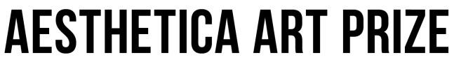 Aesthetica art prize logo